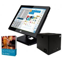 Pack Hostelería 10Pos TPV + Impresora + Software