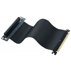 Cable Riser PCIe 3.0 16X 200mm Cooler Master