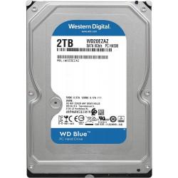 "Disco Duro SATA 3,5"" 2TB WD Blue 256MB WD20EZAZ"