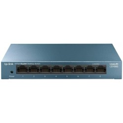 Switch 8 Puertos Gigabit Tp-Link LiteWave LS108G