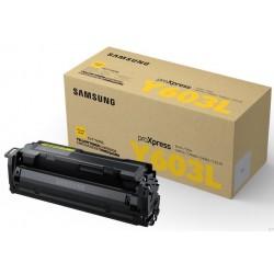 Toner Samsung CLT-Y603L Amarillo