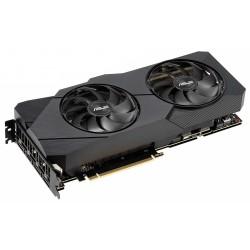 Grafica Asus Geforce RTX 2070 Dual Super EVO OC 8GB GDDR6