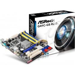 Placa Base Socket 775 Asrock G41C-GS R2.0