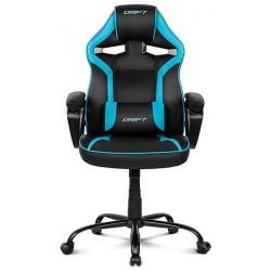 Silla Gaming Drift DR50 Negra y Azul