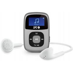 Reproductor MP3 SPC Sparrow 8GB Gris