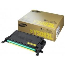 Toner Samsung CLT-Y5082L Amarillo