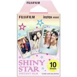 Papel Fotografico Fujifilm Instax Mini Shiny Star