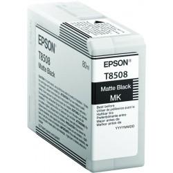 Tinta Epson T8508 Negro
