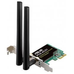 Tarjeta Wireless PCIe Asus PCE-AC51 AC750