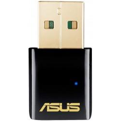 Adaptador USB Wireless Asus USB-AC51 AC600 Dual Band