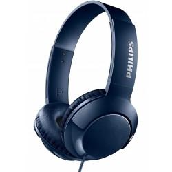 Auriculares Philips Bass+ Azul