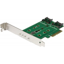 Tarjeta PCIe Adaptador M.2...