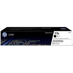 Tóner HP 117A Negro W2070A