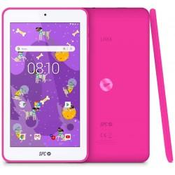 """Tablet de 7"""" SPC Laika Rosa"""