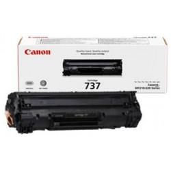 Tóner Canon 737 Negro