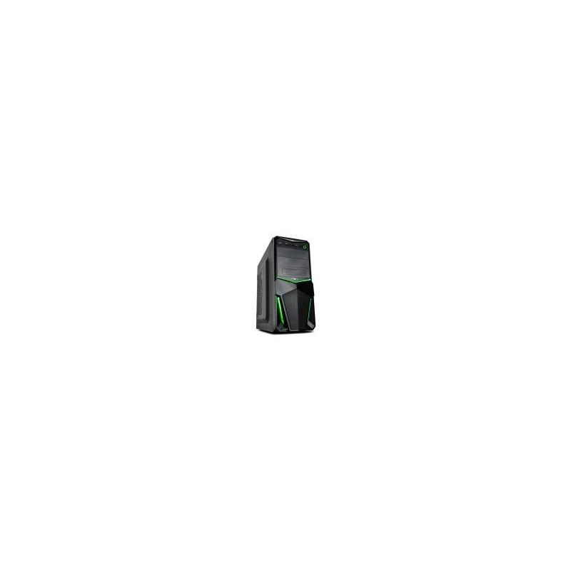 Nox Atx Case Pax Green Edition