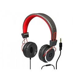 Auriculares SBS DJ PRO Rojo...