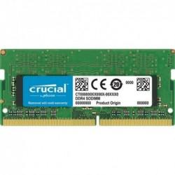Modulo CRUCIAL DDR4 8Gb...