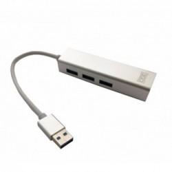 HUB 3GO 3Usb3.0 + Ethernet...