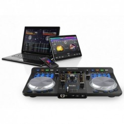 Controlador DJ HERCULES...
