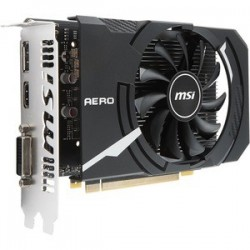 MSI PCIe GTX 1050 TI AERO...