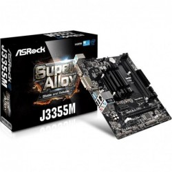Placa Base Asrock J3355M Ddr3
