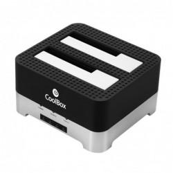 Dock Hdd Coolbox Duplicador...