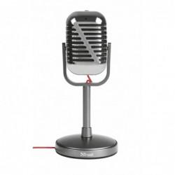 Microfono Trust Elvii Vintage