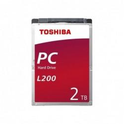 """Disco Duro 2Tb Toshiba 2,5""""..."""