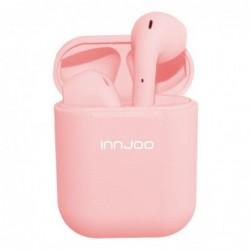 Auriculares Bluetooth 5.0 Innjoo Go V4 Rosa
