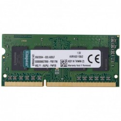 Memoria Sodimm 2Gb Kingston...