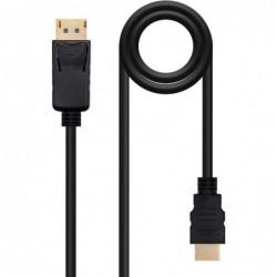 Cable Conversor Displayport...