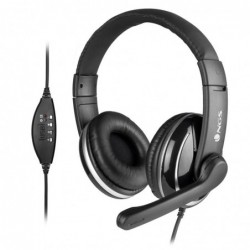Auriculares Ngs Vox800Usb +...