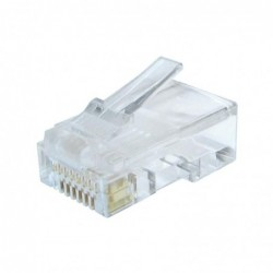 Conector Bolsa 100Ud Rj45...