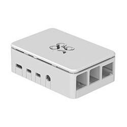 Caja RASPBERRY Pi 4 Blanco...