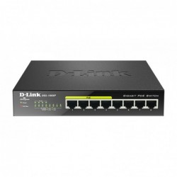 Switch D-Link 8P...