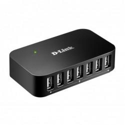 Hub USB 7 puertos D-Link...