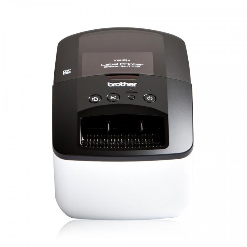 Brother Impresora De Etiquetas Profesional Ql-710W