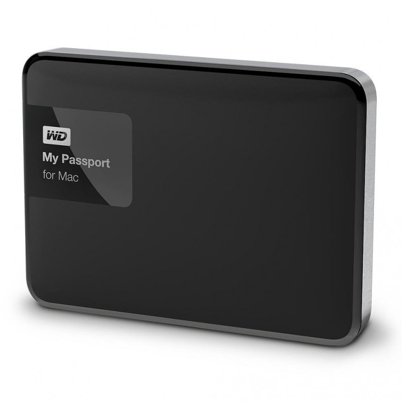 Disco Duro Externo 2TB Western Digital My Passport