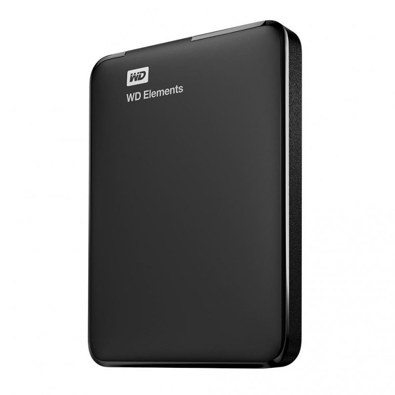 Disco Duro Externo 750GB Western Digital Elements