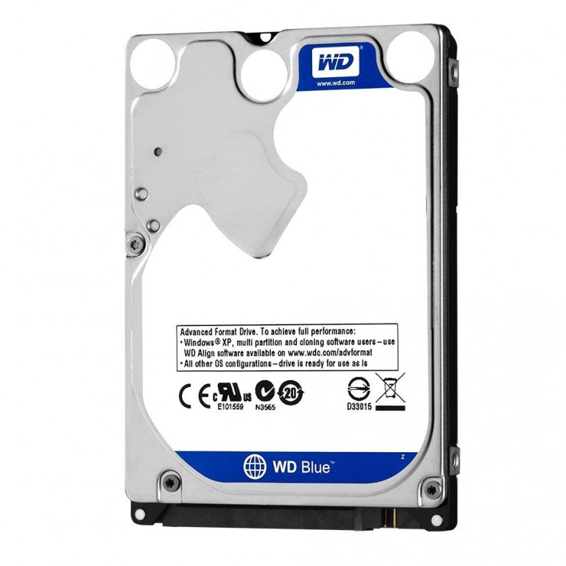 "Disco Duro SATA 2,5"" 500GB WD Blue"