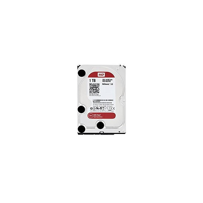 """SATA Hard Disk 3.5 """"1TB WD Red WD10EFRX"""