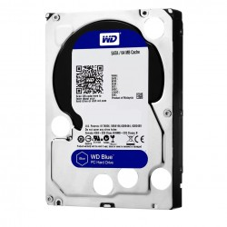 """SATA Hard Drive 3.5 """"2TB WD Blue WD20EZRZ"""