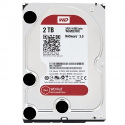 "SATA Hard Drive 3.5 ""2TB WD Red WD20EFRX"