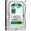 """SATA Hard Drive 3.5 """"4TB WD Green WD40EZRX"""
