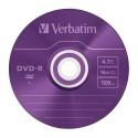 DVD-R 5 Unidades Verbatim Colores