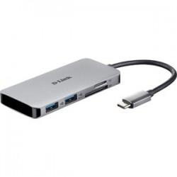 HUB USB D-LINK 6 EN 1...