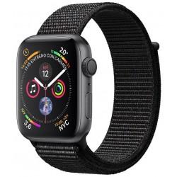 Apple Watch Series 4 GPS 44mm Aluminio Gris Espacial con Correa Loop Negra