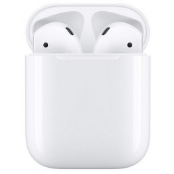 Apple AirPods 2 con Estuche de Carga