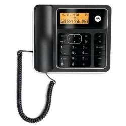 Teléfono Fijo Motorola CT330 Negro